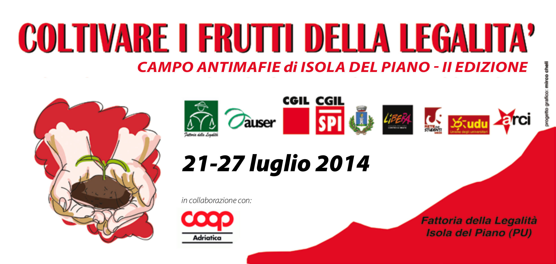 cartolina Campo 2014