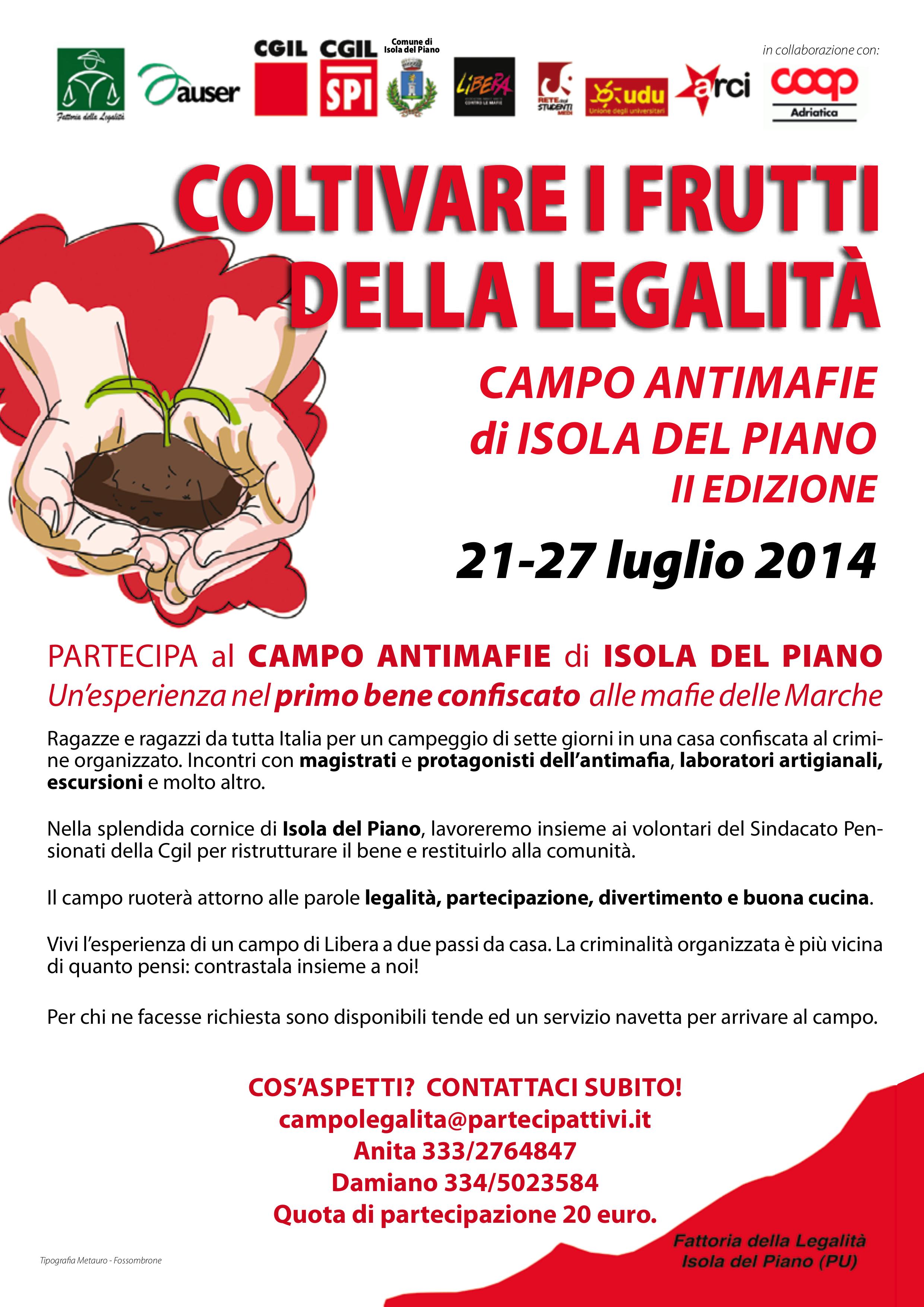locandina Campo 2014